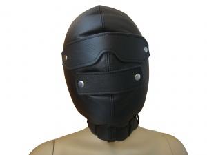 Maske deluxe professional weich gepolstert - 0346