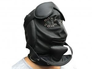 Maske deluxe professional abschließbar - 0369