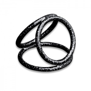 3 Ringe Penis-Hoden-Käfig - 0169-1