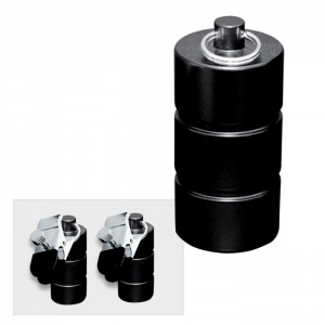 Tonnen Gewichte 300 g mit Klammern - 0253-4