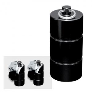 Tonnen Gewichte 400 g mit Klammern - 0253-5