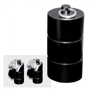 Tonnen Gewichte 500 g mit Klammern - 0253-6