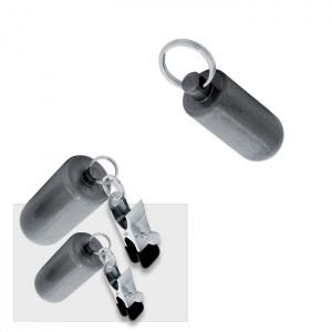 Patronen Gewichte 50 g mit Klammern - 0255-1