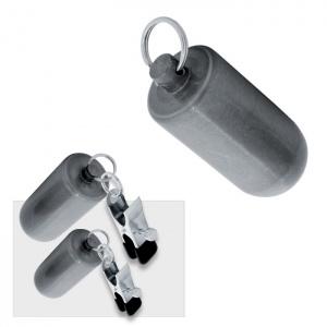 Patronen Gewichte 200 g mit Klammern - 0255-3