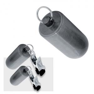 Patronen Gewichte 300 g mit Klammern - 0255-4