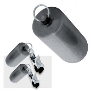 Patronen Gewichte 500 g mit Klammern - 0255-6