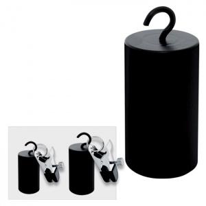 Haken Gewichte 300 g mit Klammern - 0254-4