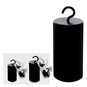 Haken Gewichte 400 g mit Klammern - 0254-5