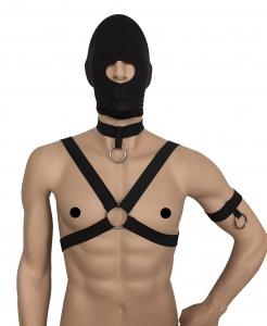 Body mit Hals und Armband mit O-Ring - 0495